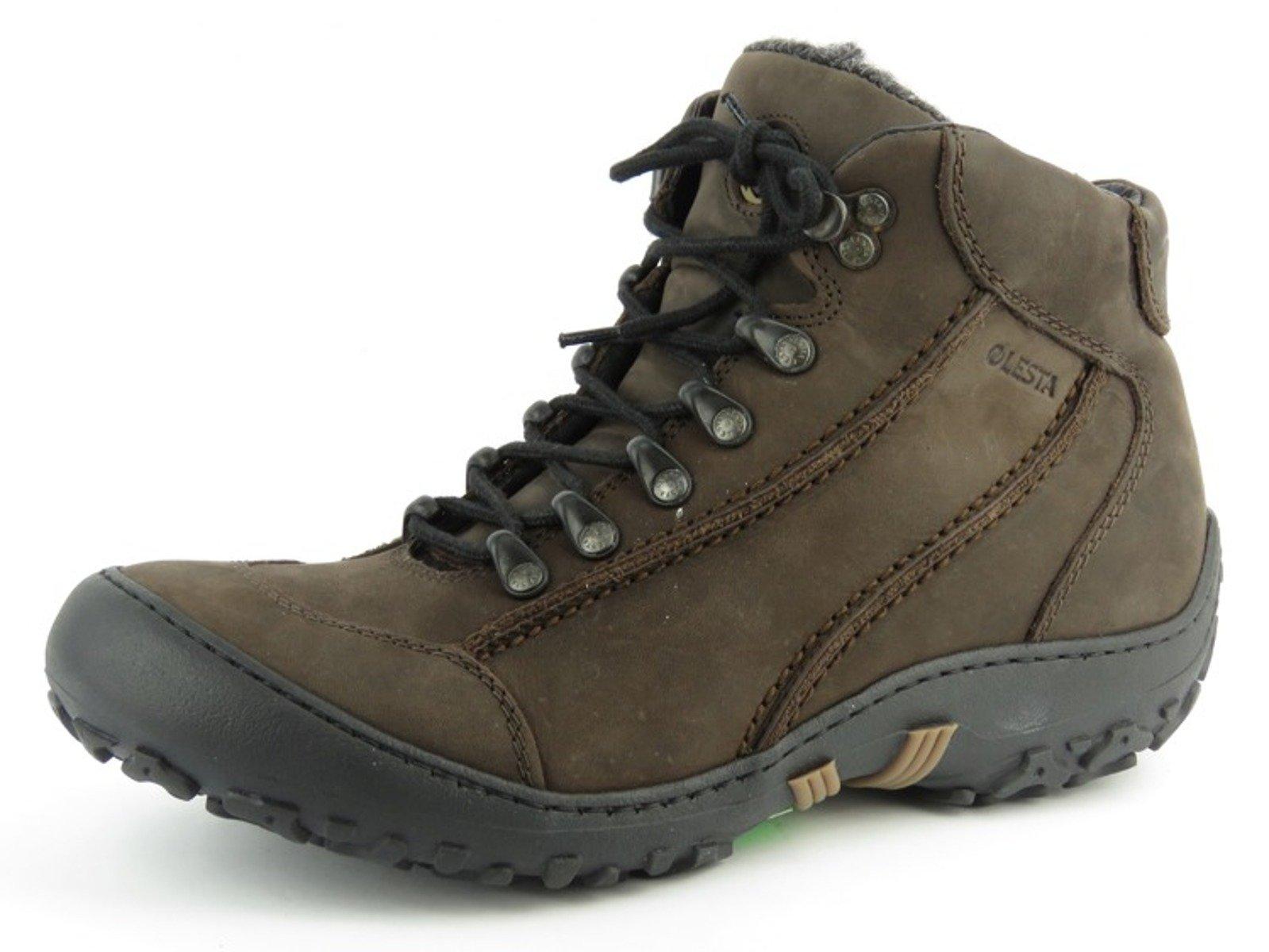 d470c63188481 Trzewiki męskie trekkingowe LESTA 6074 Kliknij, aby powiększyć ...