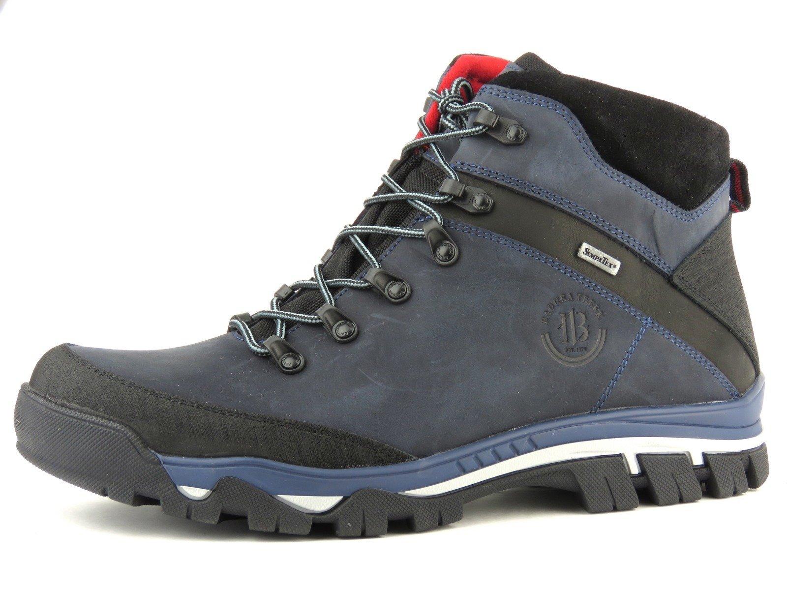 b0e0acbfd0f8e ... Trzewiki męskie trekkingowe BADURA 4616 Kliknij, aby powiększyć ...