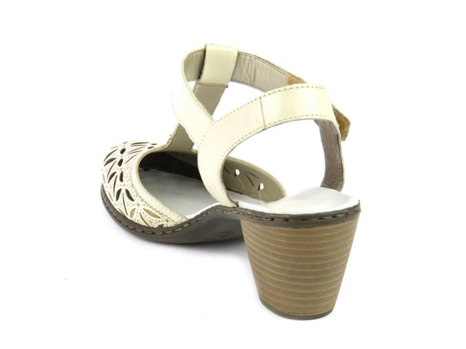RIEKER 40995 80 sandały damskie r.39